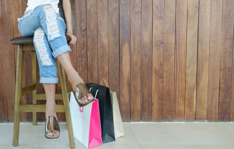 daVinci Payments Women's shopper Study in emarketer